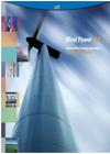 Wind Power 13. All the data, analysis and statistics of the wind sector