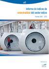 VI Informe de siniestralidad del sector eólico (2007-2015)