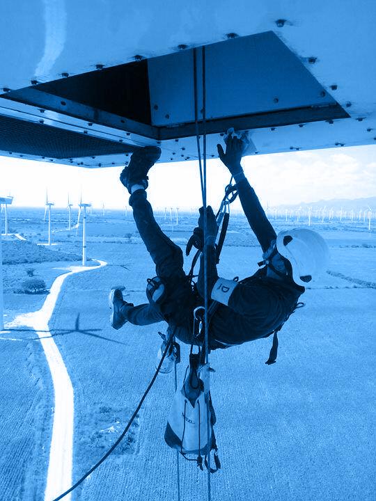 Jornada Seguridad y Salud en la eficiencia de los parques eólicos - 21 noviembre 2019